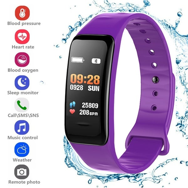 WADEO Q18s Smart Watch LCD Touch Intelligent Wristwatch With Camera NFC Support SIM Card Tracking Phone Anti-lost Call M. Opens flyout.