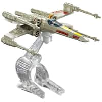 Star Wars Hot Wheels Vehicles: X-Wing Fighter Red 5 - Multi
