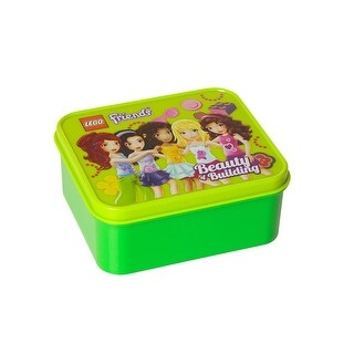 LEGO Friends Lunchbox, Lime Green - Multi