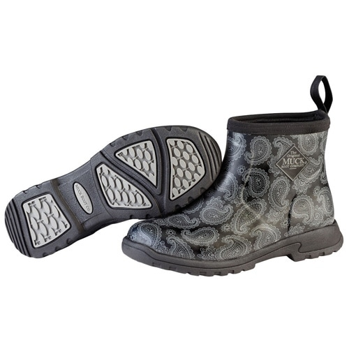 5266d367e53818 Shop Muck Boots Women s Breezy Ankle Series w  XpressCool™ Lining   4mm CR  Flex-Foam - Free Shipping Today - Overstock - 20092249