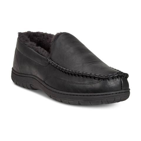 32 Degrees Mens Venetian Moccasin Slippers