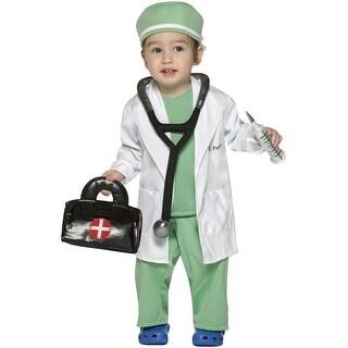 Rasta Imposta Future Doctor Infant Costume - Solid - 18-24