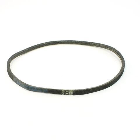 O-710E Black Washing Machinery Motor O Type Bubber Belt Fit Girth 710mm