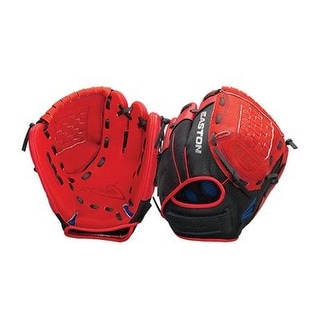 Z-Flex Youth Glove, Red, 9 Right Hand Throw