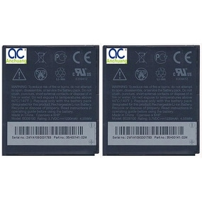 Battery for HTC BD26100 (2-Pack) Replacement Battery