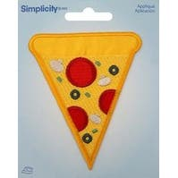 Pizza - Wrights Iron-On Applique