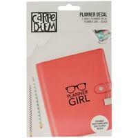 Carpe Diem Small Planner Decals-Planner Girl