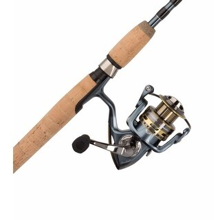Pflueger Fishing Rod and Reel Spinning Combo (5'/25)