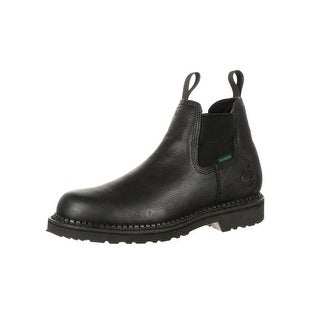 Georgia Boot Work Mens Giant Waterproof High Romeo Black GB00084