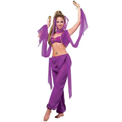 Forum Novelties Desert Princess Adult Costume - Purple