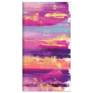 Link to 2021-2022 Paint & Sparkle 2-Year Small Monthly Planner - 3.5x6.5 Similar Items in Calendars & Journals