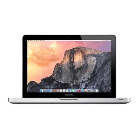 Refurbished Apple MacBook Pro MD314LL/A 13.3-Inch Laptop