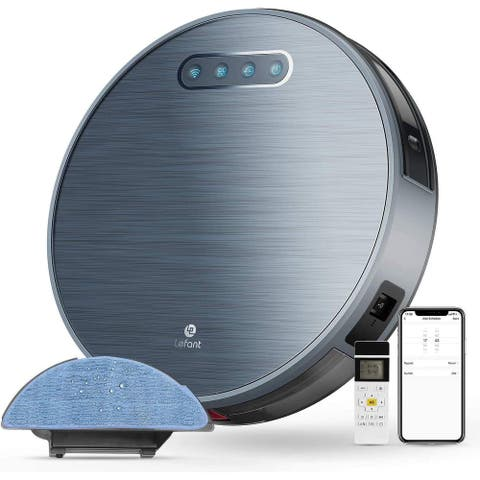 Robot Vacuum and Mop, Sweeping & Mopping Robot Vacuum Cleaner