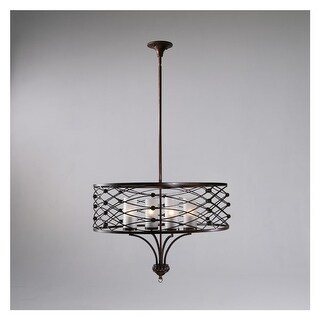 "Cyan Design 2680 22.75"" Clarisse Pendant from the Lighting Collection"