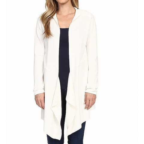 NYDJ Womens Large Open Front Cardigan Sweater