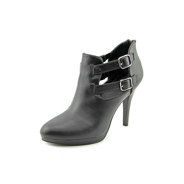 Style & Co Saraah Women Black Boots