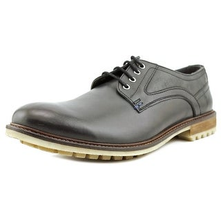 Hush Puppies Rohan Rigby Men W Round Toe Leather Oxford