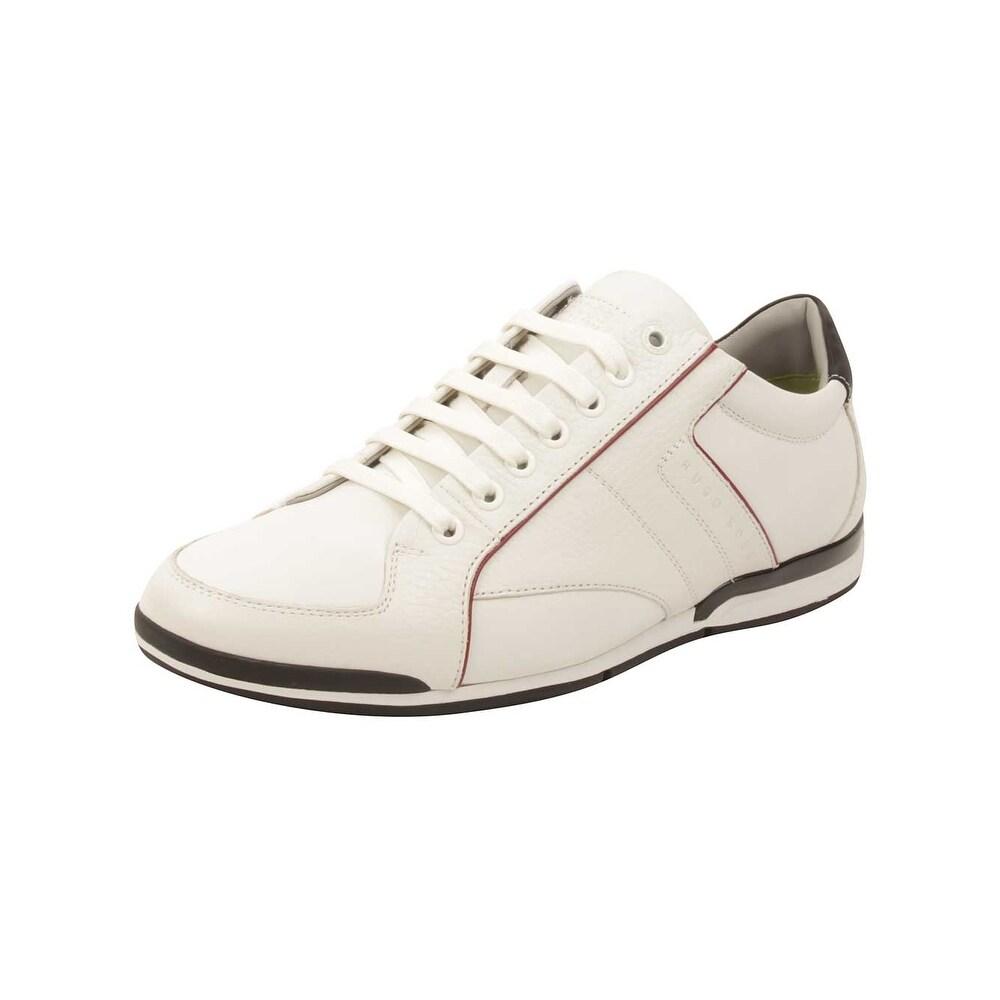 Shop Hugo Boss Saturn Lowp Lux3 Sneaker
