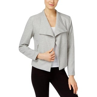 Calvin Klein Womens Jacket Flyaway Long Sleeves