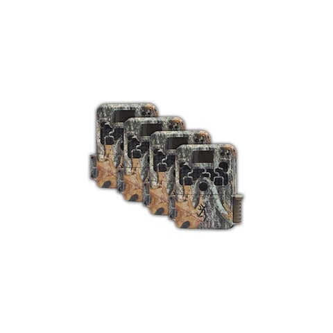 Browning Strike Force 850 Extreme Trail Camera w/ 16 MP Resolution (4 Pack)