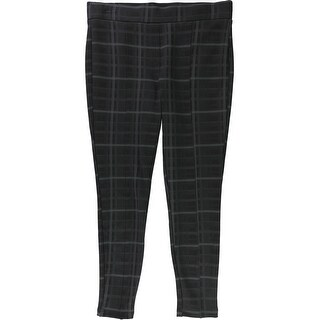 Link to Style & Co. Womens Plaid Casual Leggings, black, PL Similar Items in Pants