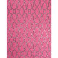 York Wallcoverings Y6130504 Reflections Donald Wallpaper - Hot Pink/Silver - N/A