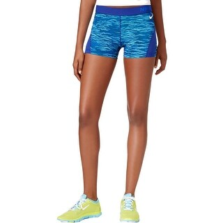 Nike Pro Womens Shorts Dri-Fit Printed