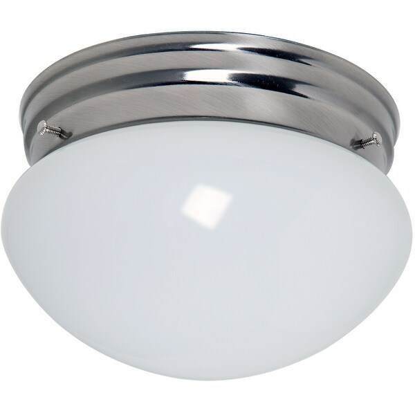 Boston Harbor F13BB01-6854-BN Ceiling Light Fixture, Brushed Nickel