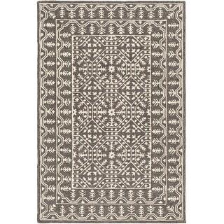 Link to Maldini Handmade Tribal Wool Area Rug Similar Items in Rugs