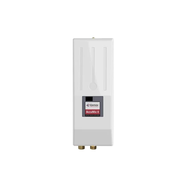 Eemax AM010277T AccuMix II 2 GPM 277 Volt 10 KW Point of Use Electric Tankless Water Heater with Microprocessor Controller