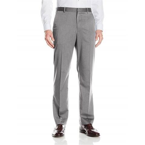 Perry Ellis Mens Linen Casual Trouser Pants