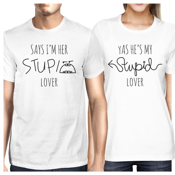 Opposites Male Female Symbols Matching S Shirts Funny Gifts On Free Shipping Orders Over 45 23108263