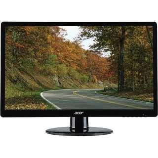 Acer S220HQLABD LED Monitor