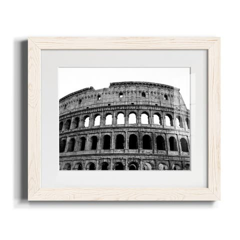 Colosseum-Premium Framed Canvas - Ready to Hang