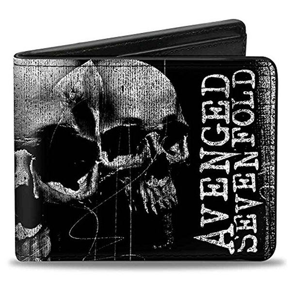 Buckle-Down Bifold Wallet Avenged Sevenfold