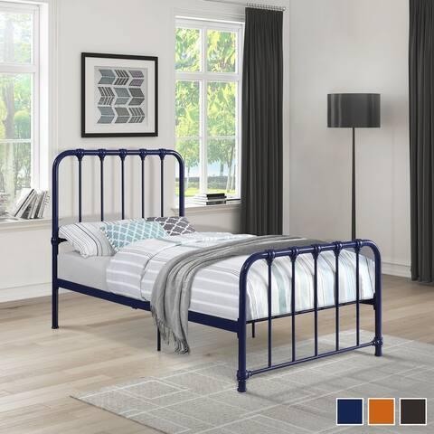 Nisky Metal Bed