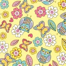"Novelty Critters - Fabric Palette Precut 18""X21"" 1/Pkg"