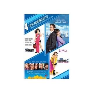 4 FILM FAVORITES-SANDRA BULLOCK COMEDY (DVD/2 DISC/ECO)