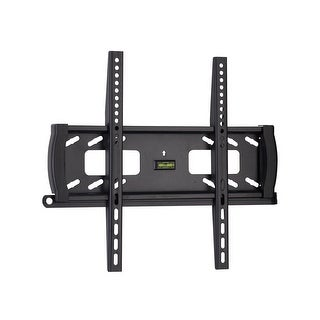 MonopriceFixed TV Wall Mount for Most 32~55-inch Flat Panels with Anti-Theft Feature, UL Certified