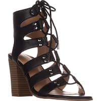 madden girl Nyles Gladiator Sandals, Black