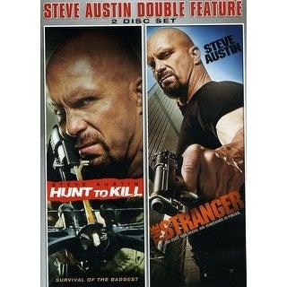 Hunt to Kill/Stranger [DVD]