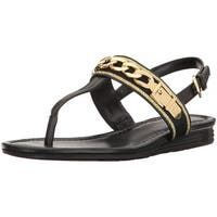 Tommy Hilfiger Womens Hakim Open Toe Casual Ankle Strap Sandals