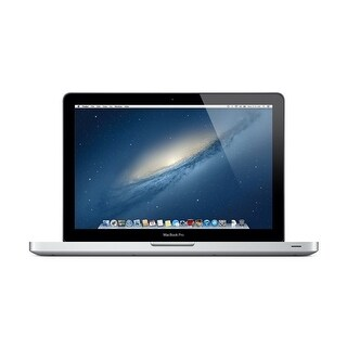 Refurbished Apple MacBook Pro MD101LL/A 13.3-inch Laptop 2.5Ghz - Silver
