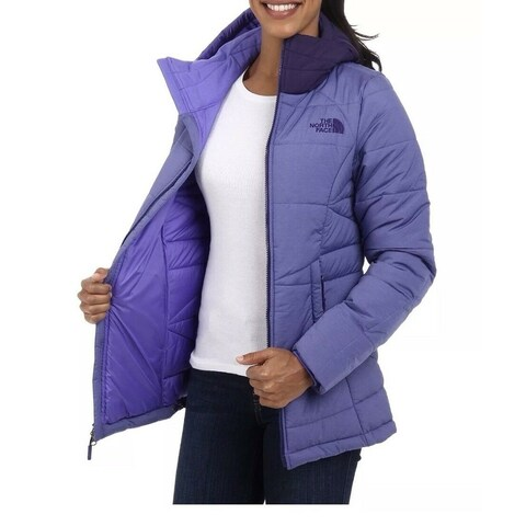 The North Face Purple Womens Size Small S Roamer Parka Jacket