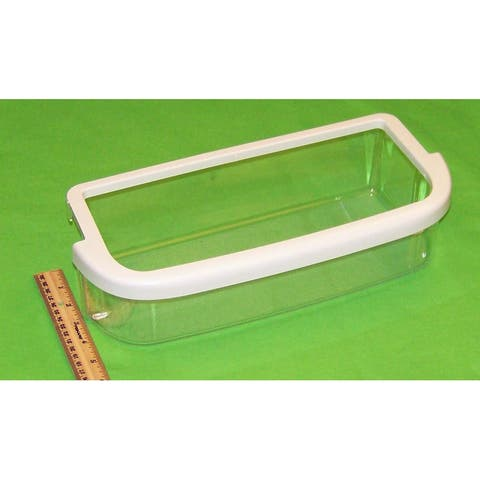 NEW OEM Amana Refrigerator Door Bin Basket Shelf Originally Shipped With ABB2224DEW, ABD2233DE, ABD2233DEB, ABD2233DEQ