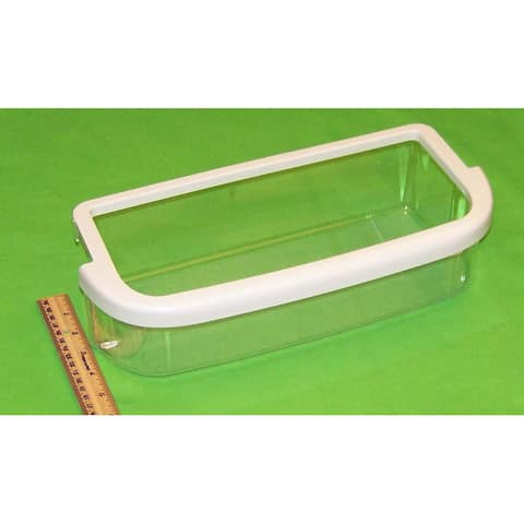 NEW OEM Whirlpool Refrigerator Door Bin Basket Shelf Originally Shipped With WRB322DMBB00, WRB322DMBM, WRB322DMBM00