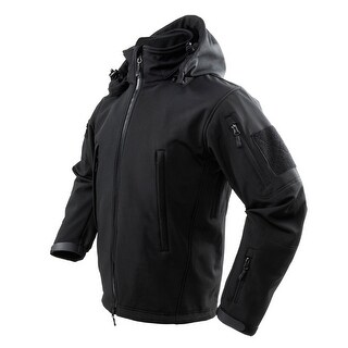 VISM by NcSTAR DELTA ZULU JACKET - BLACK - 3XL