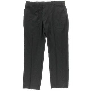 Perry Ellis Mens Pinstripe Modern Fit Dress Pants - 38/30
