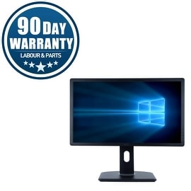 "Refurbished Dell P2212H 21.5"" LED 1920 x 1080"