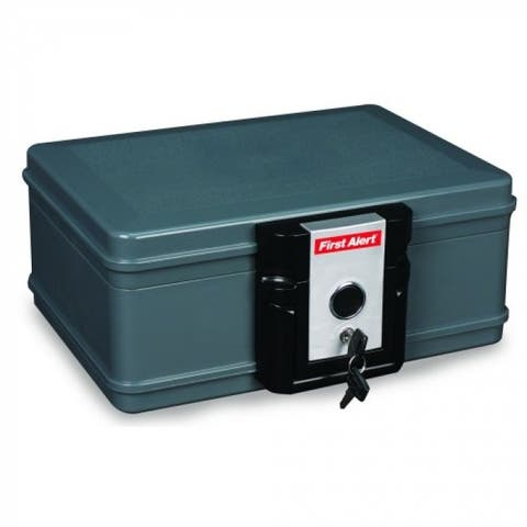 First Alert 2011F Fire Protector Chest, 0.17 Cu Ft